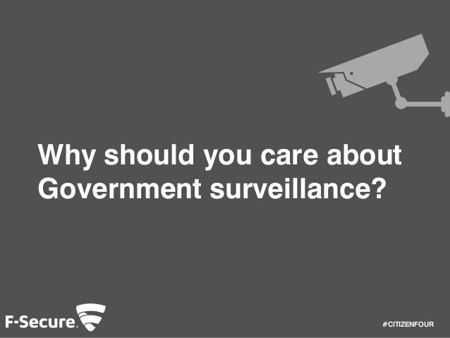 government surveillance articles